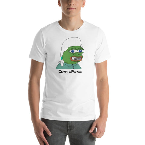 CryptoPepe 2 Short-Sleeve T-Shirt