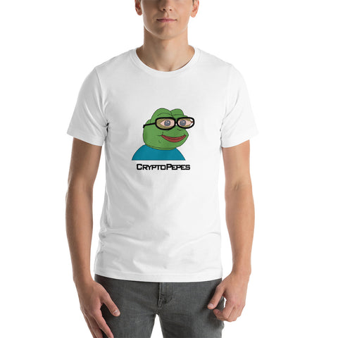 CryptoPepe 7 Short-Sleeve T-Shirt