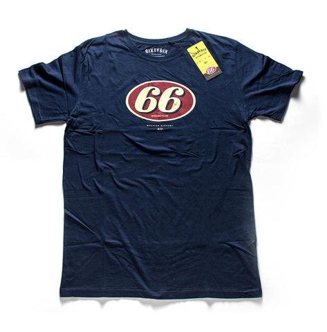 66 Mechanic Tee (Navy)