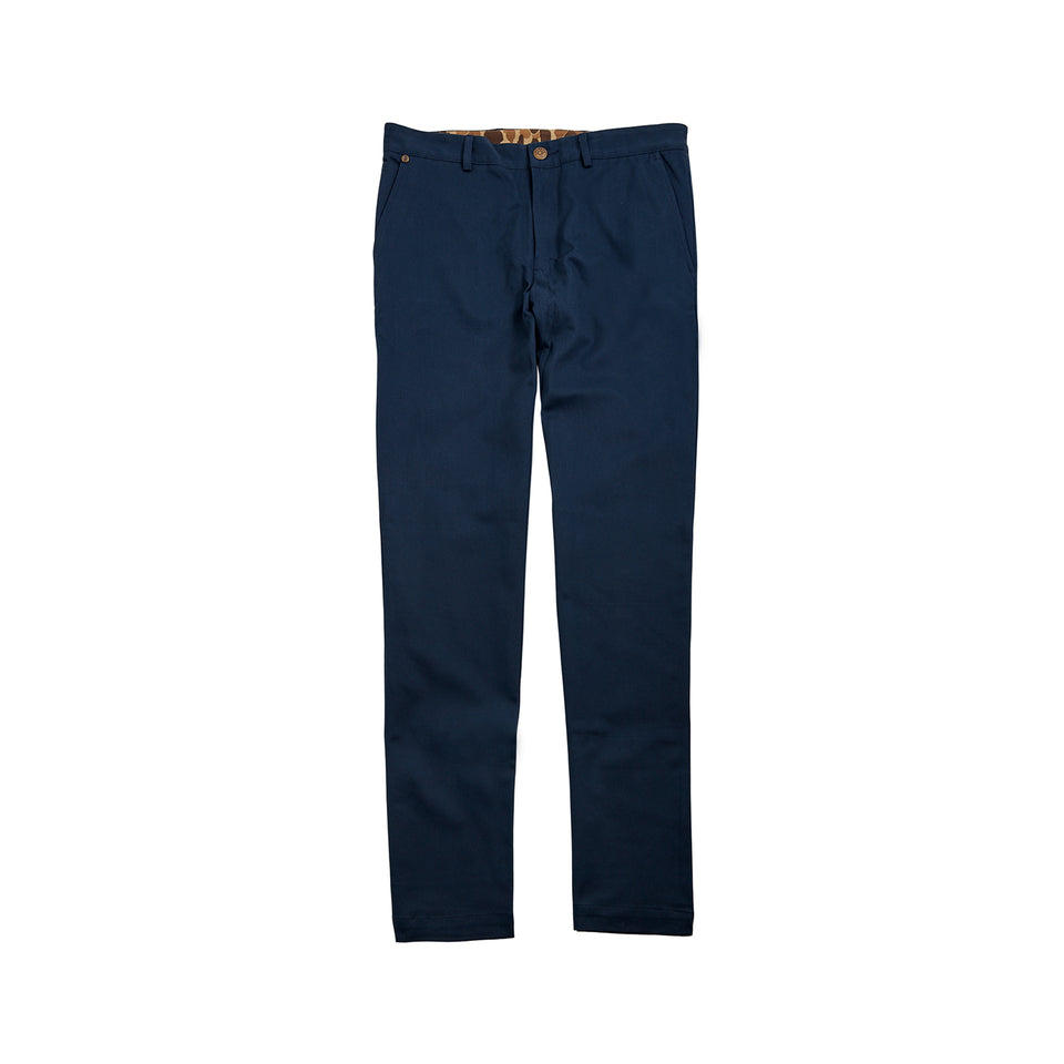6 Point Pant - Navy