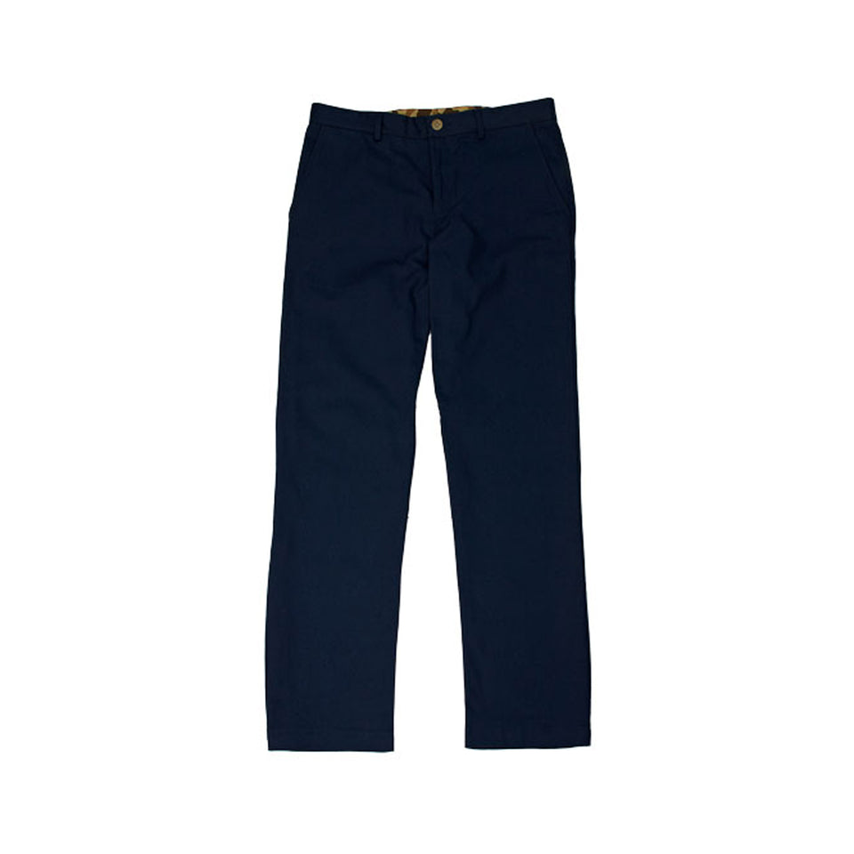 8 Point Pant - Navy