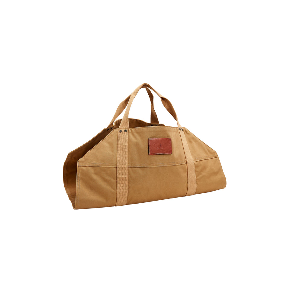 Firewood Carrier - Signature Canvas