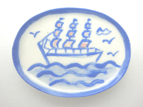 Miniature1/12th dish - Ship