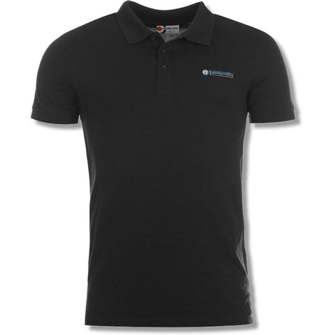 Men's Polo Shirt - Lambretta Polo Shirt For Men - Black