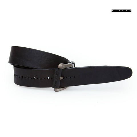 Mens Belt - SISLEY Men's Italian Leather Belt