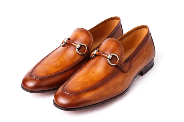 Shoes Men - Magnanni - Walter Loafer - Moka
