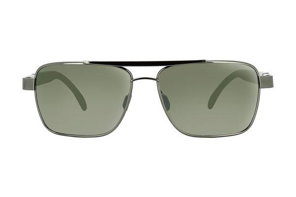 Envy polarized fashion trendy sunglasses gunmetal black mirror gunmetal/black mirror