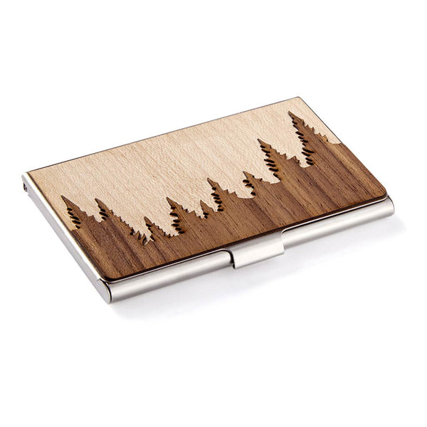 Forest Card Case
