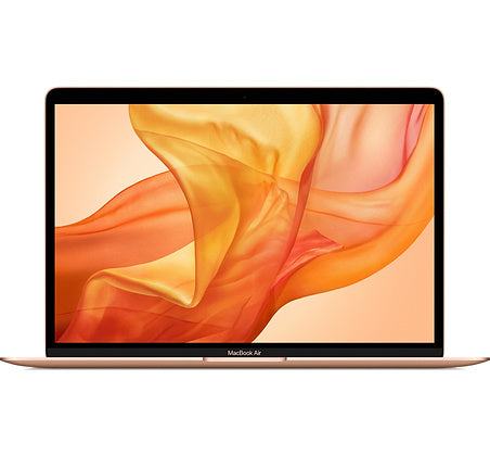 "MacBook Air 13"" Gold with Retina display 1.6GHz dual-core Intel Core i5 processor /128GB/8GB memory"