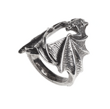 Vampire Bat Wings Ring