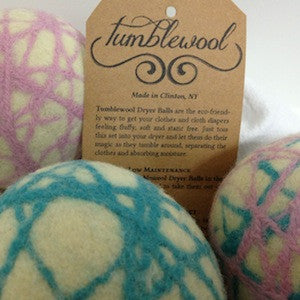 Tumblewool Wool Dryer Balls