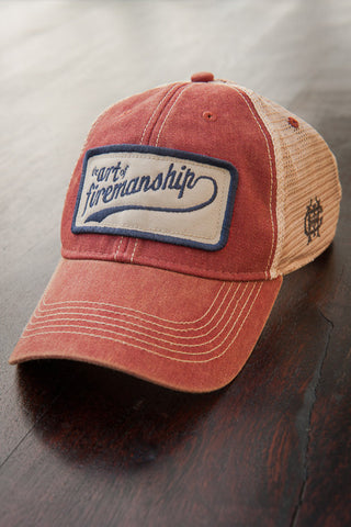 Art of Firemanship - Trucker Snapback