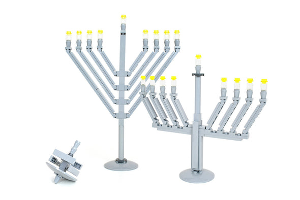3-in-1 LEGO® Menorah