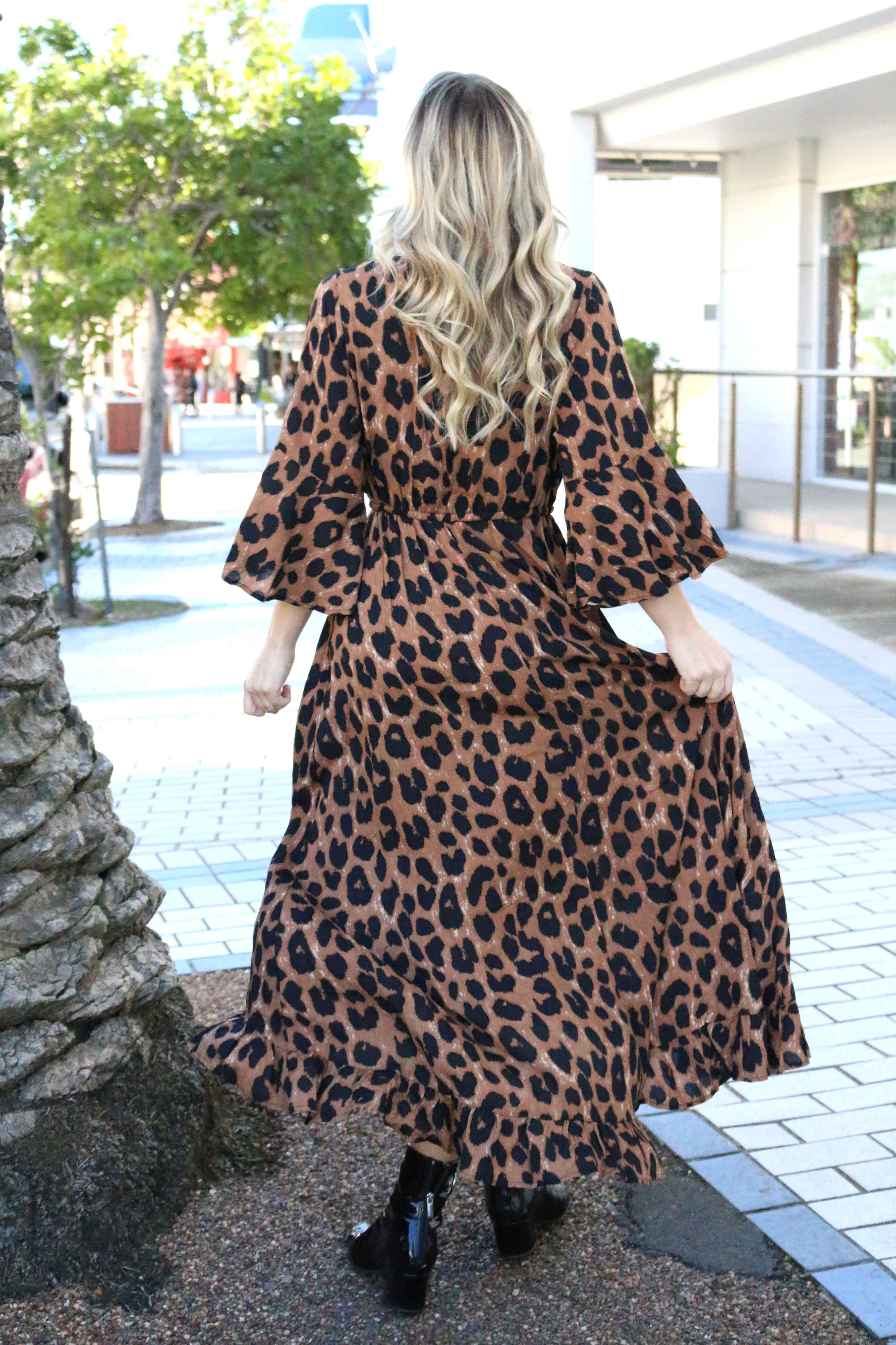 The Wild Unknown Maxi Dress