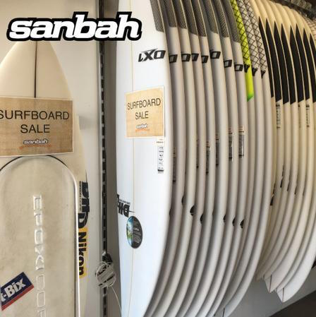 New Additions to Sale Surfboards!