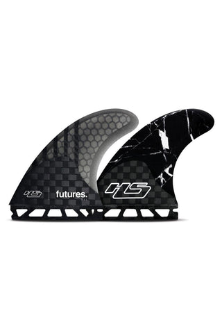 FCS2 Hayden Shapes PC Tri Fin Set