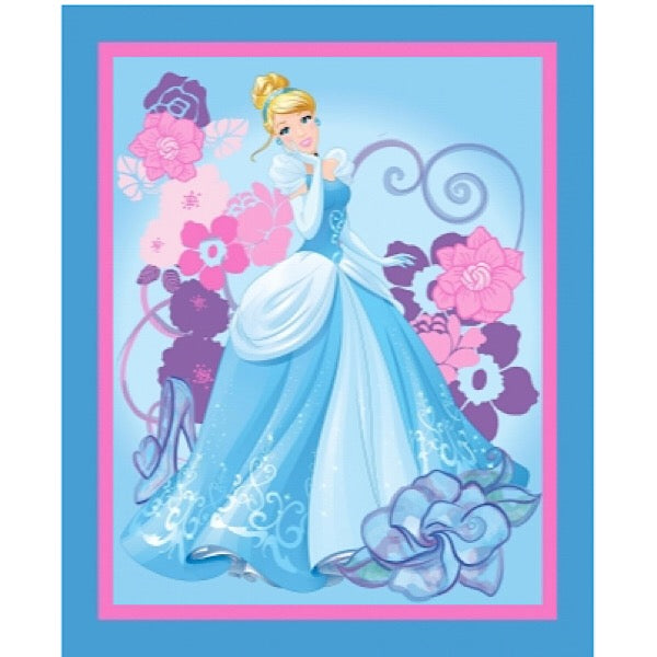 Cinderella Quilt Panel to sew