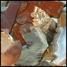 Mixed Slabs 1 inch and larger