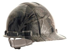 3M™ Realtree™ Hardwoods™ High-Density Camouflage Hard Hat