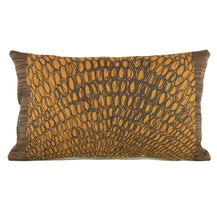 "Load image into Gallery viewer, ""Pebbles"" 12"" x  20"" pillow"