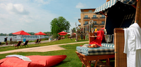 Luxus am See im Resort Mark Brandenburg