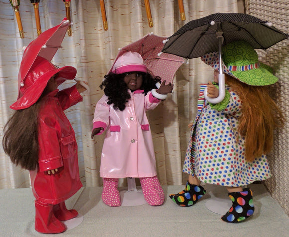 Just for Dolls, Umbrella Frame