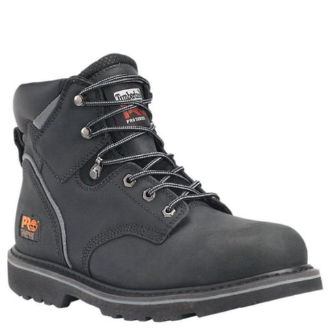 "Timberland PRO Pit Boss 6"" Steel Toe Work Boots (TP-33032001)"