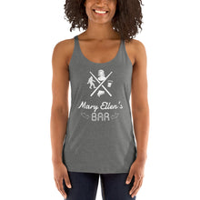 Load image into Gallery viewer, Mary Ellen's Cross of Awesome! • Women's Racerback Tank
