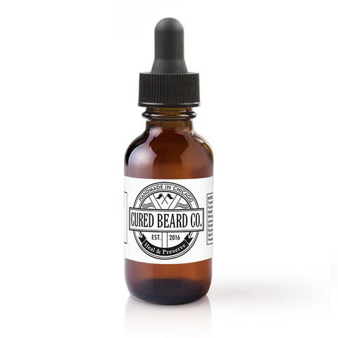 City Citrus Beard Oil