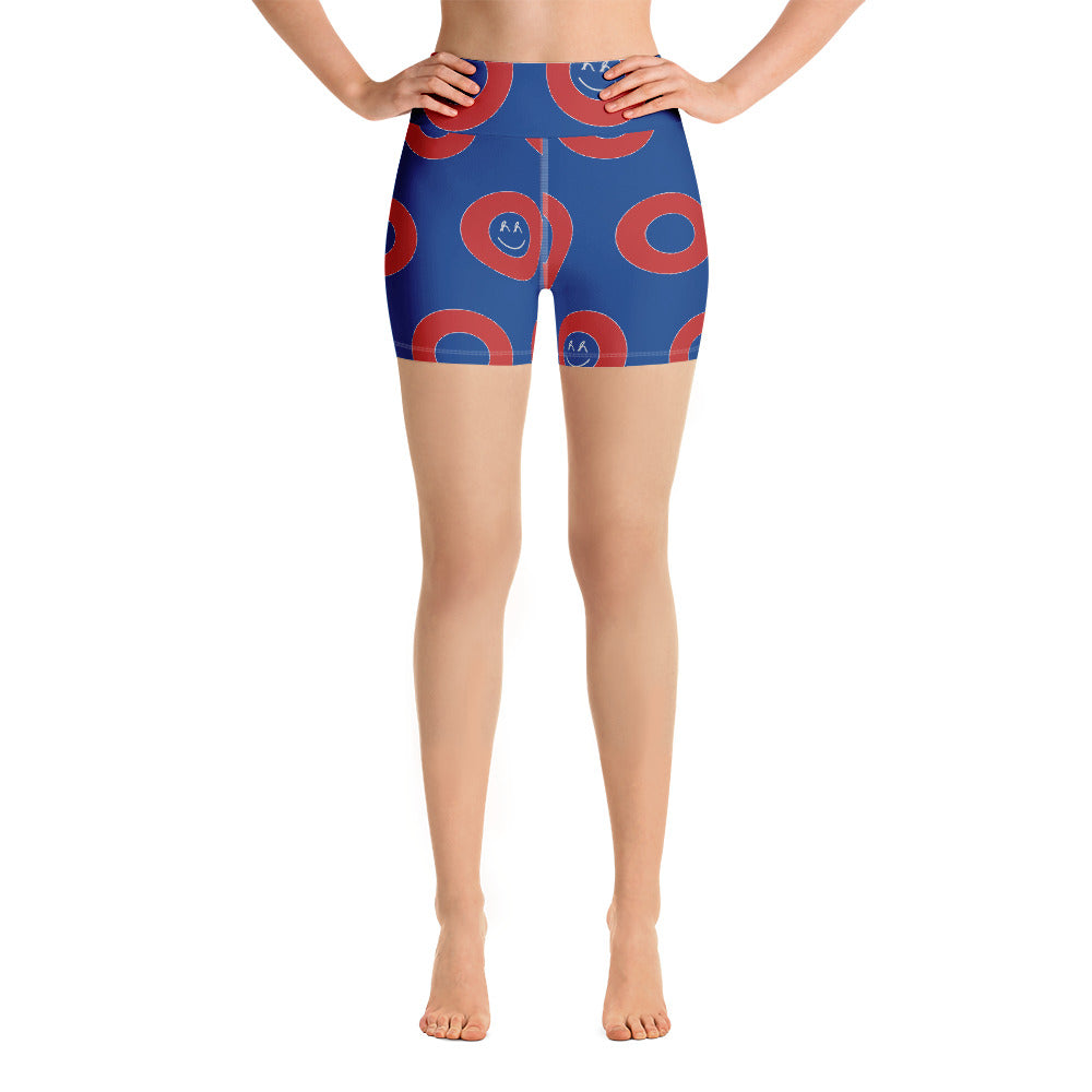 Donut Yoga Shorts