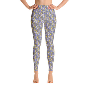 Dancing Camo Yoga Leggings