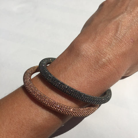 Thick Sparkle Magnetic Bracelet