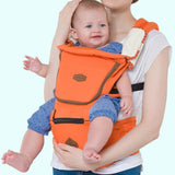 Aiebao Baby Carrier Sling Ergonomic Backpack With Hip Seat