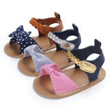 Baby Girl Sandals Shoes Kacakid Canvas Beach Sandals Slippers
