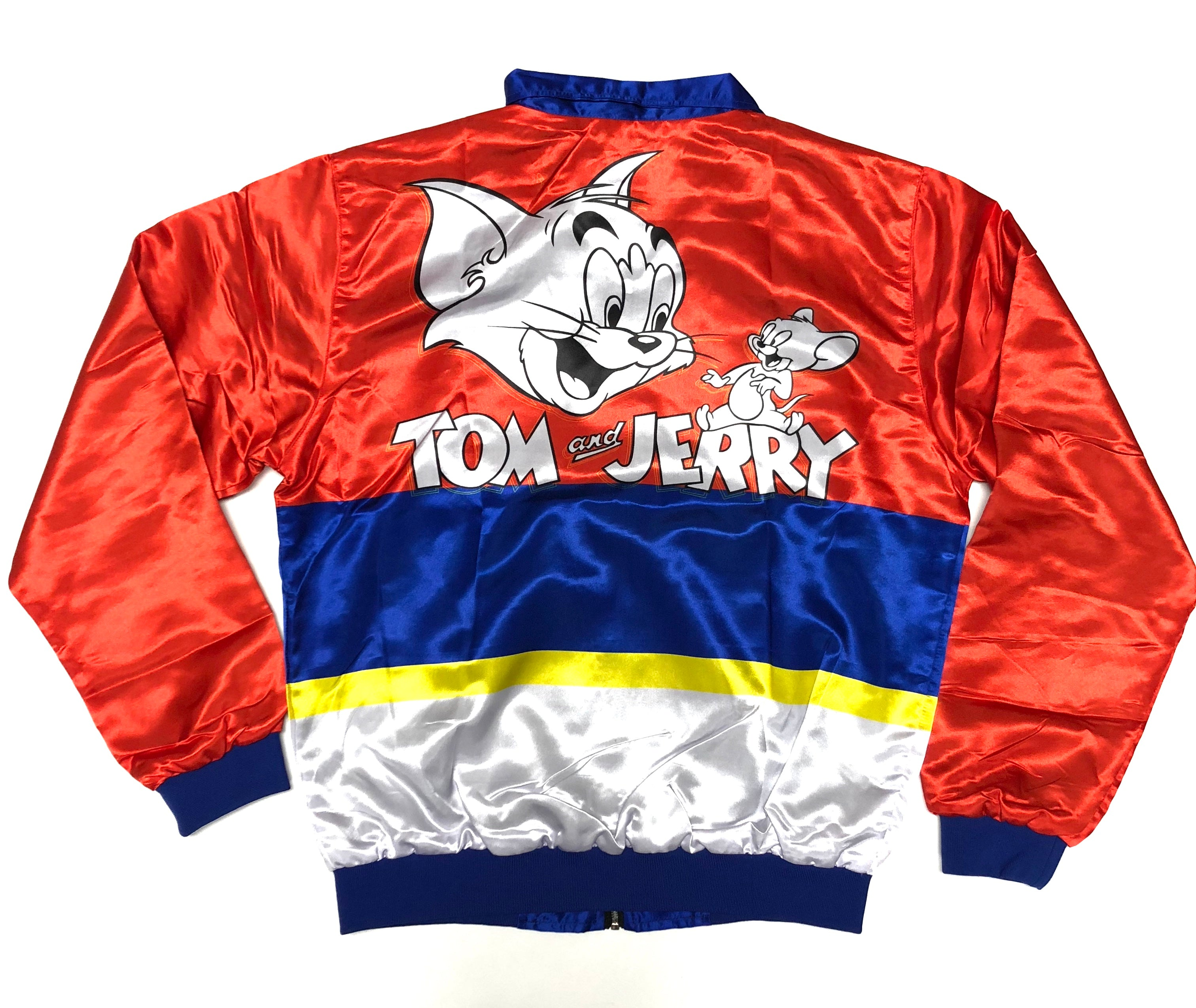 Retro Label Tom and Jerry Jacket