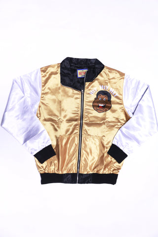 Retro Label Fat Albert Jacket Jacket (Gold)