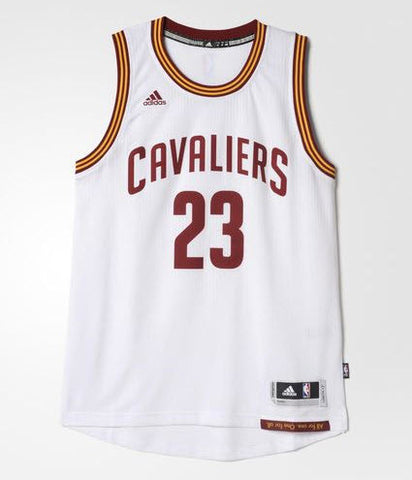 Adidas NBA Jersey Cleveland JAMES #23 A61200 White