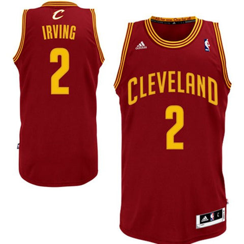 Adidas NBA Jersey Cleveland IRVING 2 100% Polyester. Famous Rock Shop Newcastle 2300 NSW Australia