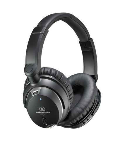 Audio Technica ATH-ANC9 Noise Cancelling Headphones