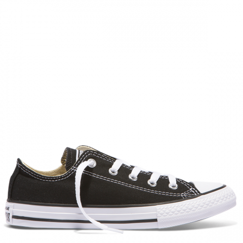 Converse Ox CT AS Black White Infant 3J235C Famous Rock Shop Newcastle, 2300 NSW. Australia. 1