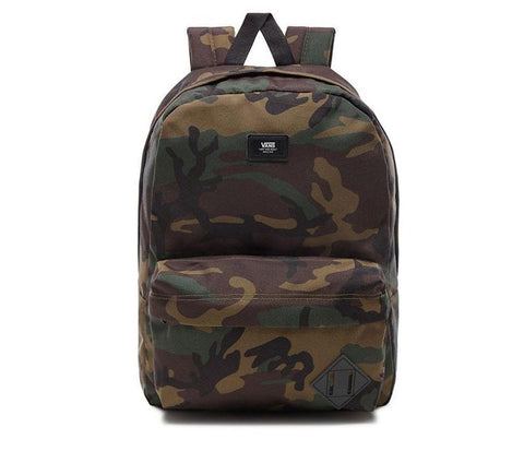 Vans Old Skool 2 Camo Backpack Classic Camo Black VN00ONIJ2R Famous Rock Shop Newcastle, 2300 NSW. Australia. 1