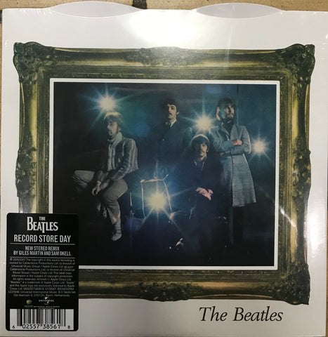 The Beatles 7inch Record Store Day  2017 New stereo remix by Giles Martin and Sam Okell Famous Rock Shop Newcastle 2300 NSW Australia