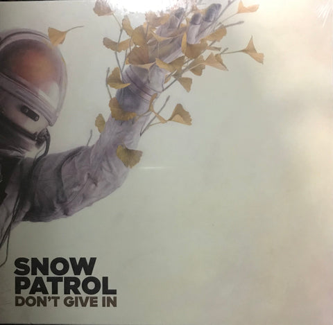 Snow Patrol Don't give in 10inch Famous Rock Shop Newcastle 2300 NSW Australia