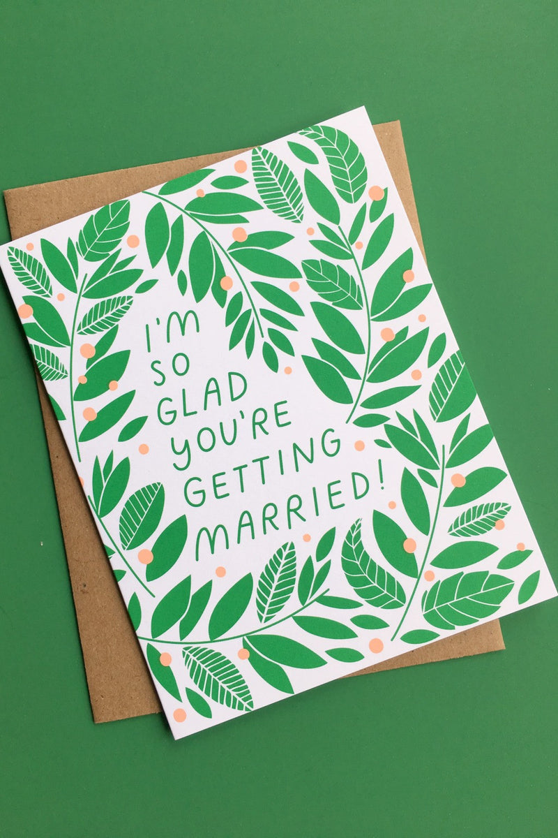 Vines Card Cards The Good Twin - Hello Holiday