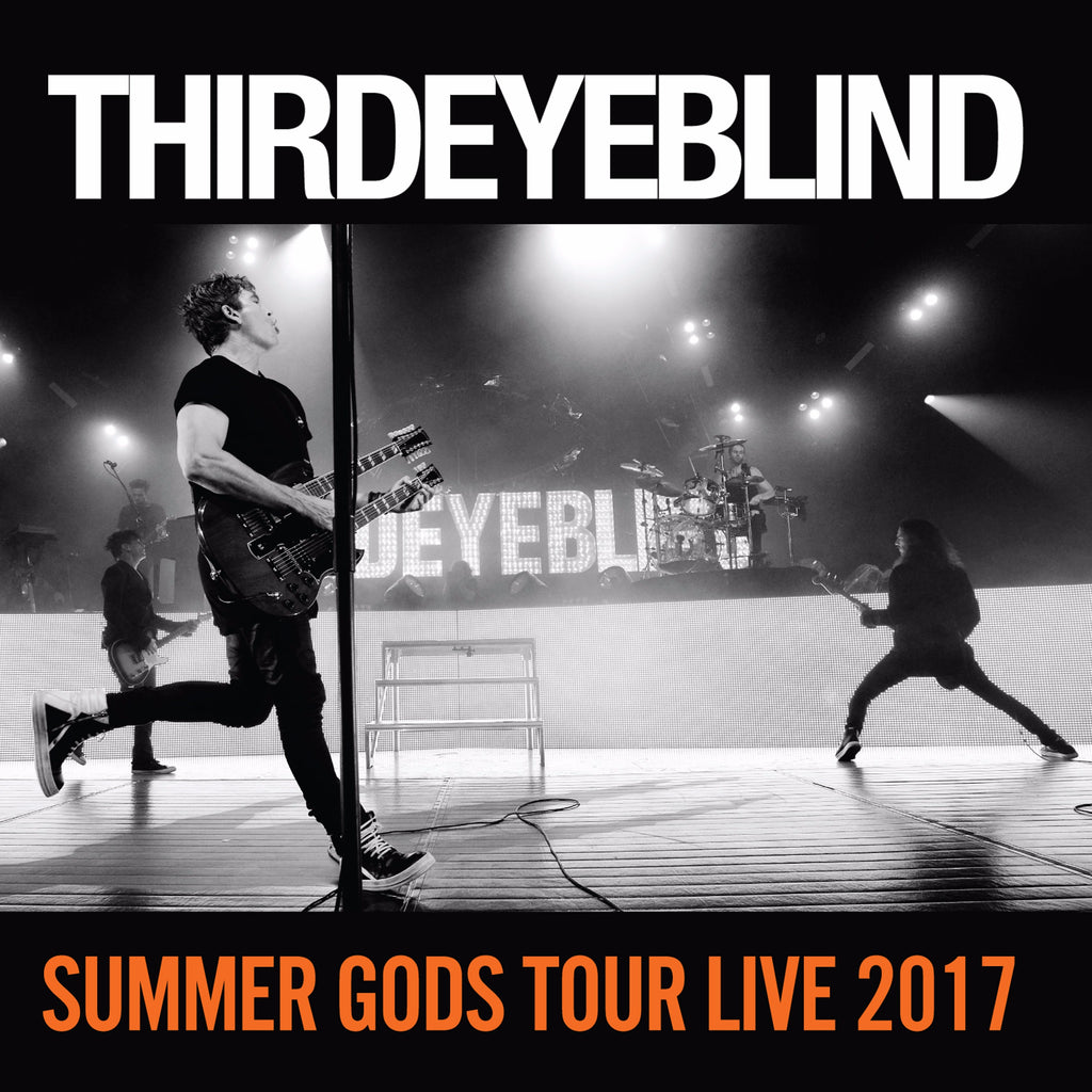 Third Eye Blind - Summer Gods Tour Live - Vinyl