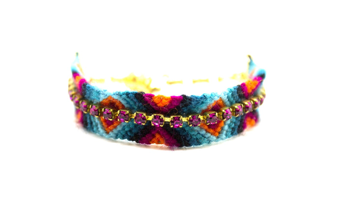 Nebula Friendship Bracelet