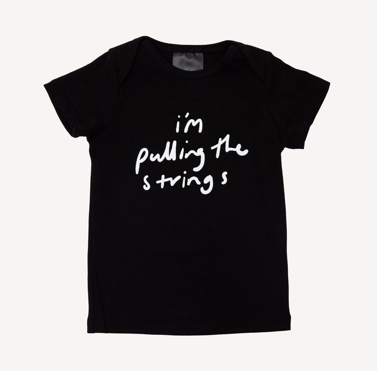 'I'm Pulling the Strings' Baby Tee
