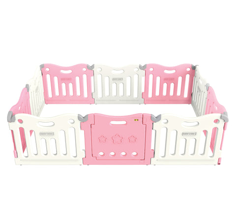 Baby Care FunZone Playpen - Pink