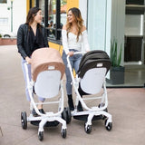 Milkbe Self-Stopping Lullaby Strollers - Auto Braking Strollers