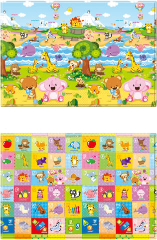 Baby Care Playmat - Pingko & Friends Baby Mat